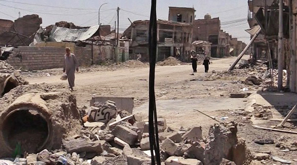 Mosul - The Ruins of ISIS
